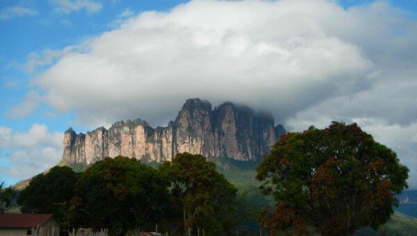 Venezuela - stolové hory