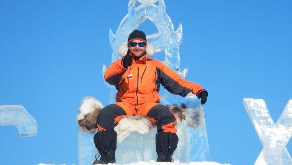 Pól chladu 2013 s Vaškem Sůrou