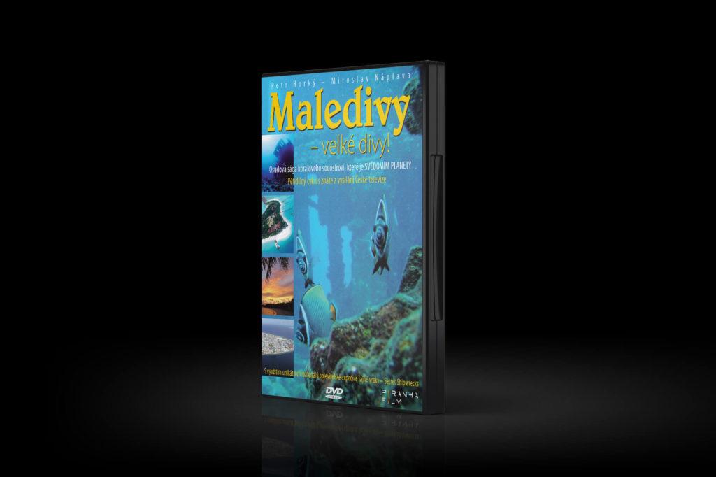 DVD Maledivy - velké divy