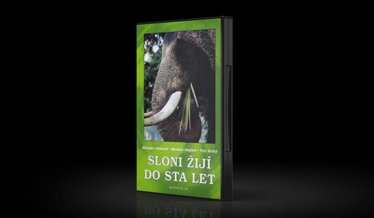 DVD Sloni žijí do sta let
