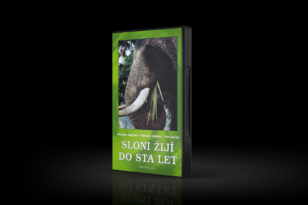 DVD Sloni žijí do sta let