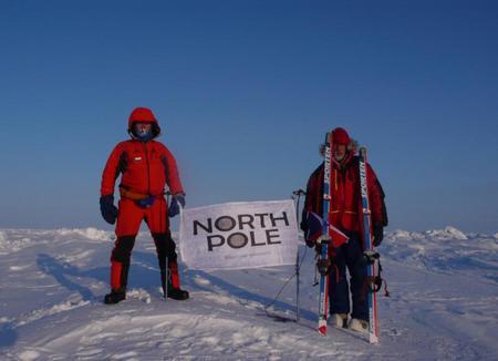 Severní pól 2008