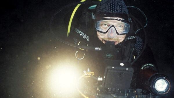 Petr potápěč